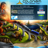Coloniam - Free Browser Game